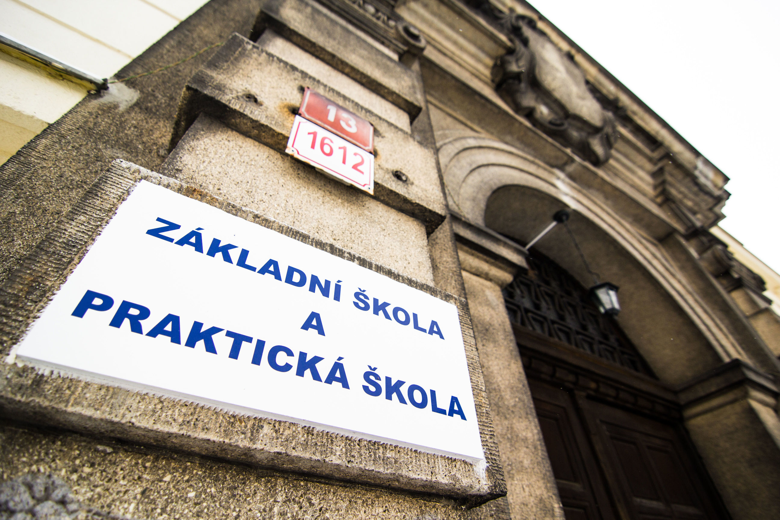 Základní škola a Praktická škola (foto 1)